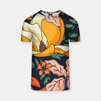 Thumbnail image of Night Forest II T-shirt, Live Heroes