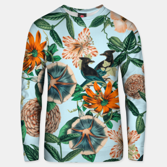 Miniatur Forest Birds Unisex sweater, Live Heroes