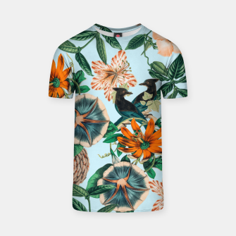 Thumbnail image of Forest Birds T-shirt, Live Heroes