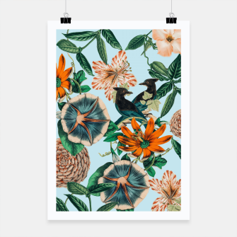 Miniatur Forest Birds Poster, Live Heroes