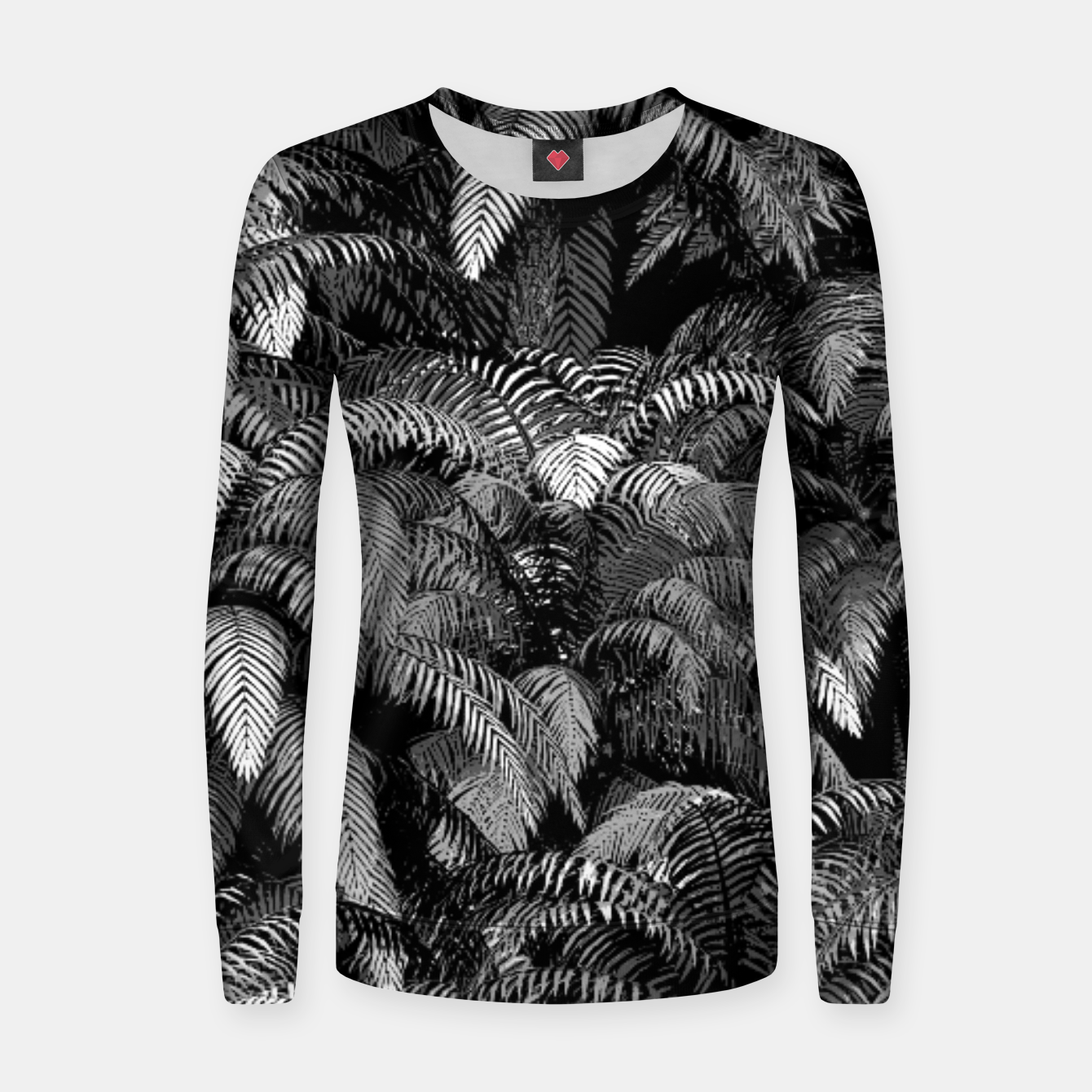 Foto This World Is A Jungle Women sweater - Live Heroes