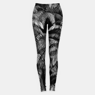 This World Is A Jungle Leggings Bild der Miniatur