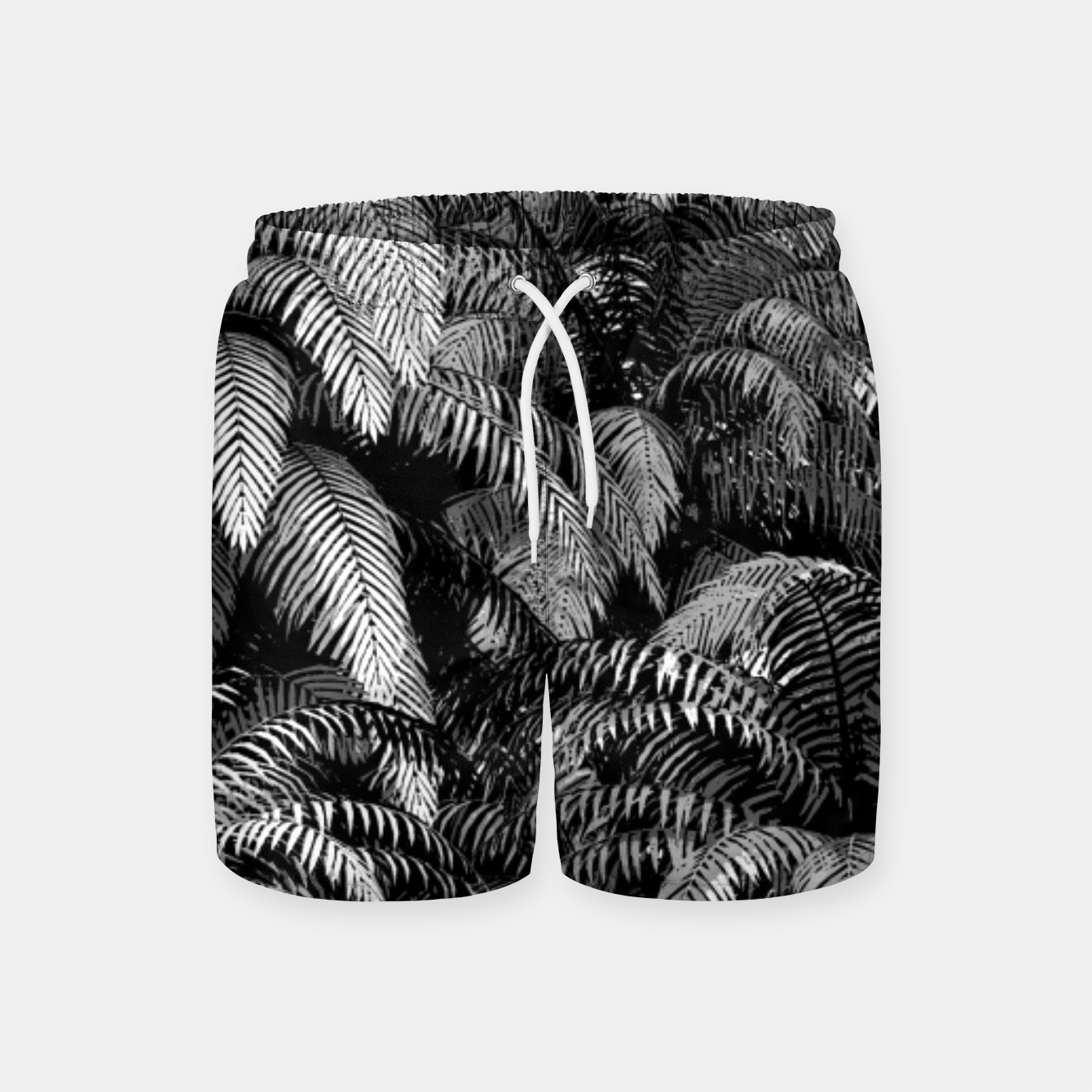 Foto This World Is A Jungle Swim Shorts - Live Heroes