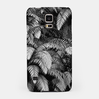 Miniatur This World Is A Jungle Samsung Case, Live Heroes