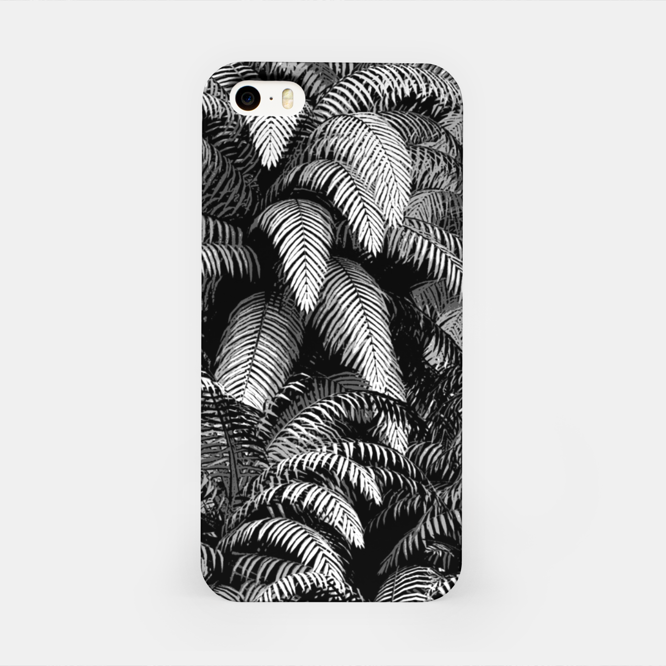 Foto This World Is A Jungle iPhone Case - Live Heroes
