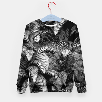 This World Is A Jungle Kid's sweater Bild der Miniatur