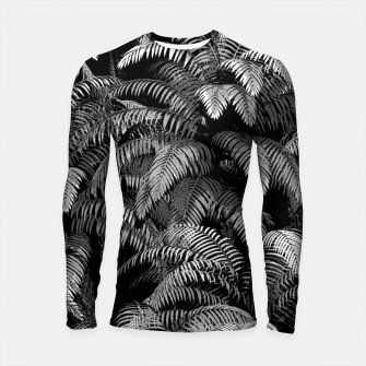 This World Is A Jungle Longsleeve rashguard  Bild der Miniatur