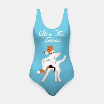 Thumbnail image of Slow Fox Terriers Swimsuit, Live Heroes