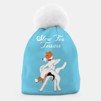 Thumbnail image of Slow Fox Terriers Beanie, Live Heroes