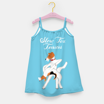 Thumbnail image of Slow Fox Terriers Girl's dress, Live Heroes