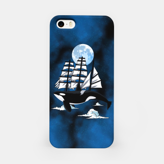 Thumbnail image of Fantasy Killer Whale Carcasa por Iphone, Live Heroes
