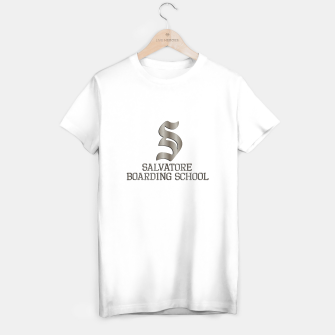 Thumbnail image of Salvatore boarding school T-shirt regular, Live Heroes