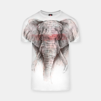 Thumbnail image of Red Stripe T-shirt, Live Heroes