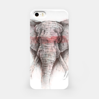 Thumbnail image of Red Stripe iPhone Case, Live Heroes