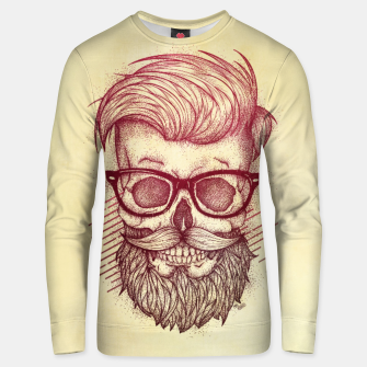 Thumbnail image of Hipster is Dead Unisex sweater, Live Heroes
