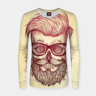 Miniature de image de Hipster is Dead Women sweater, Live Heroes