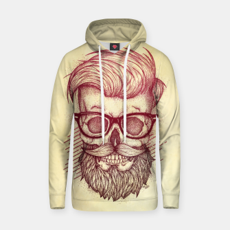 Thumbnail image of Hipster is Dead Hoodie, Live Heroes