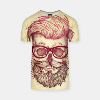 Thumbnail image of Hipster is Dead T-shirt, Live Heroes