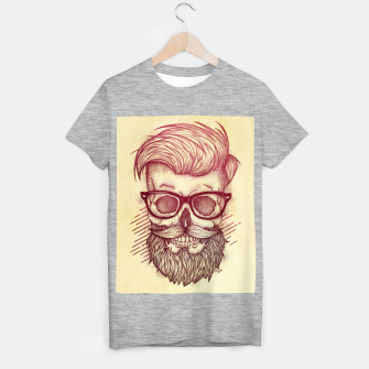 Miniature de image de Hipster is Dead T-shirt regular, Live Heroes