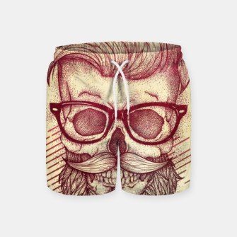 Miniature de image de Hipster is Dead Swim Shorts, Live Heroes