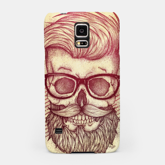 Thumbnail image of Hipster is Dead Samsung Case, Live Heroes