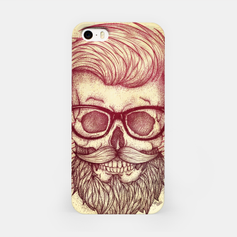 Thumbnail image of Hipster is Dead iPhone Case, Live Heroes
