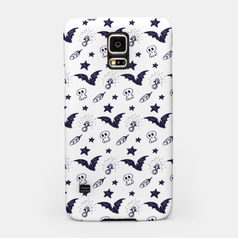 Thumbnail image of Spooky pattern  Samsung Case, Live Heroes