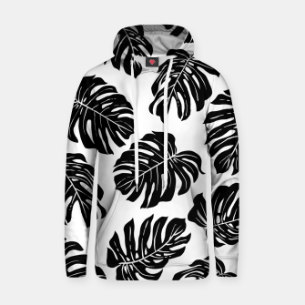 black leaves Hoodie thumbnail image