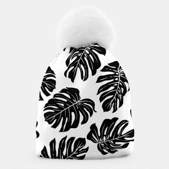 black leaves Beanie thumbnail image