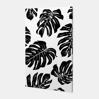 black leaves Canvas thumbnail image