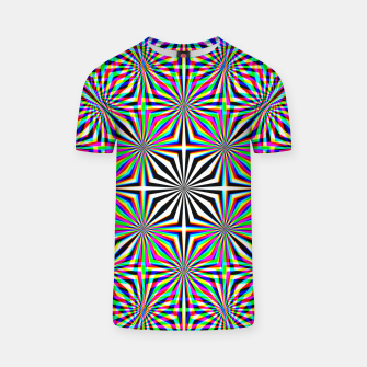 Thumbnail image of Hypnotic Pattern T-shirt, Live Heroes