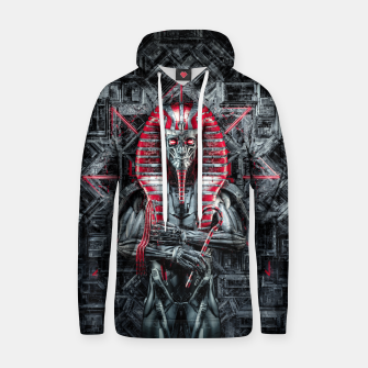 Thumbnail image of The Future King Hoodie, Live Heroes