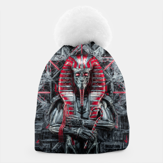 Thumbnail image of The Future King Beanie, Live Heroes