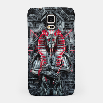 Miniatur The Future King Samsung Case, Live Heroes