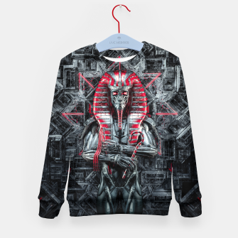 Thumbnail image of The Future King Kid's sweater, Live Heroes