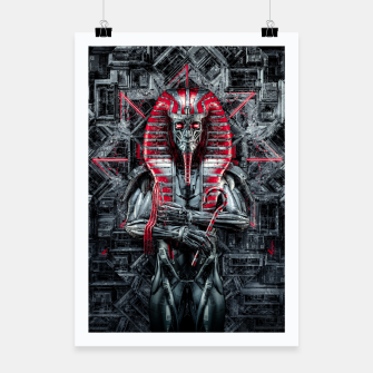 Miniatur The Future King Poster, Live Heroes