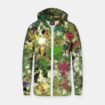 Thumbnail image of Existence Zip up hoodie, Live Heroes
