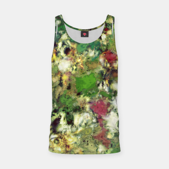 Miniatur Existence Tank Top, Live Heroes