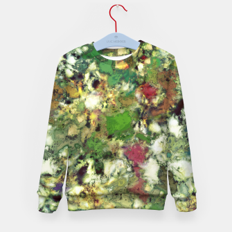Thumbnail image of Existence Kid's sweater, Live Heroes