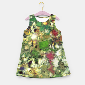 Thumbnail image of Existence Girl's summer dress, Live Heroes
