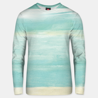 Watercolor Abstract Minimalism #1 #minimal #painting #decor #art  Unisex sweatshirt obraz miniatury