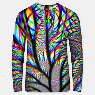 Thumbnail image of Hypnotic Unisex sweater, Live Heroes