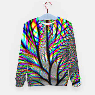 Thumbnail image of Hypnotic Kid's sweater, Live Heroes