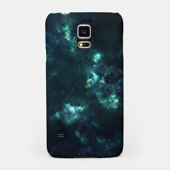 Thumbnail image of Green Galaxy Samsung Case, Live Heroes