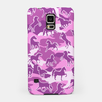 Thumbnail image of Horse Camo PINK Samsung Case, Live Heroes