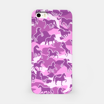 Thumbnail image of Horse Camo PINK iPhone Case, Live Heroes