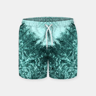Miniatur Frosty Wilderness Badeshorts, Live Heroes
