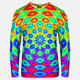 Thumbnail image of Colors of the Rainbow Unisex sweater, Live Heroes