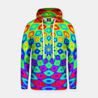 Thumbnail image of Colors of the Rainbow Hoodie, Live Heroes