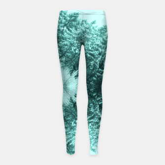 Miniature de image de Frosty Wilderness Kinder-Leggins, Live Heroes